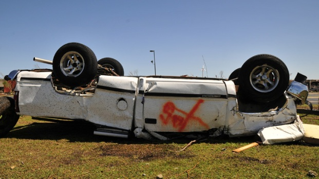 [DFW] Damage Checks Begin After Deadly Okla. Twisters