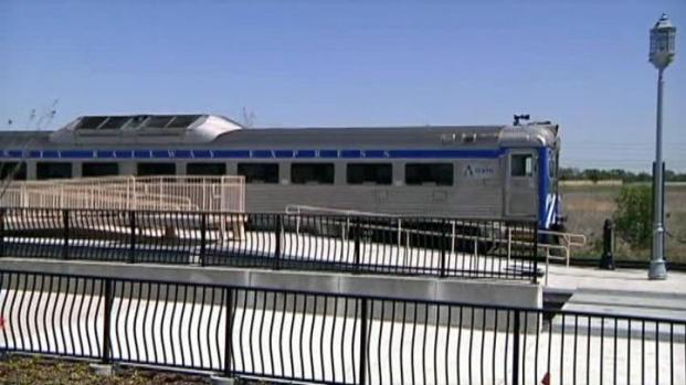 [DFW] A-Train Gets Its First Test