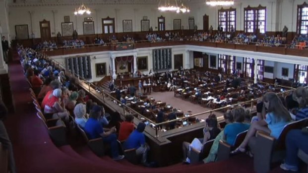 [DFW] Court Reinstates Most Texas Abortion Restrictions
