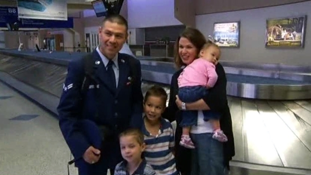 [DFW] Thanksgiving Reunion for Air Force Family