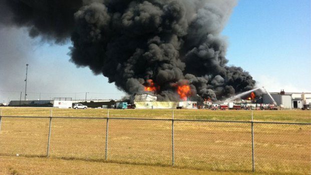 Viewer Photos - Magnablend Fire
