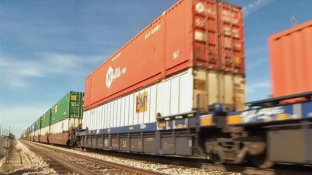 [DFW] Safety Worries After Train Derailments