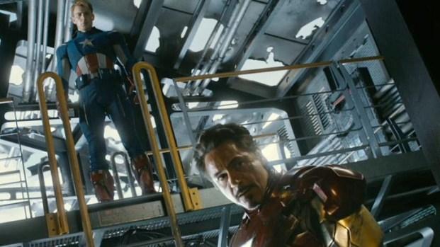 """[NY] """"The Avengers"""" Trailer"""