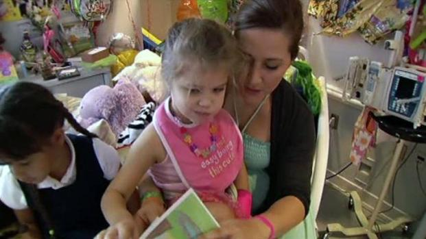 [DFW] Parents Share Child's Journey of Recovering From Stroke