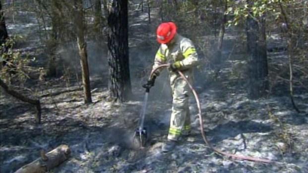 [DFW] Firefighters Make Progress on Bastrop Wildfires