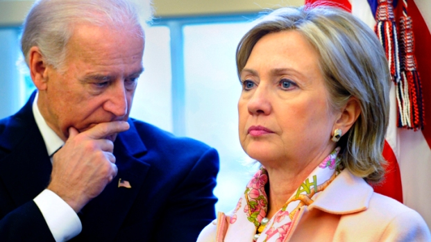 [NEWSC] Biden, Clinton: Friends or Rivals in 2016