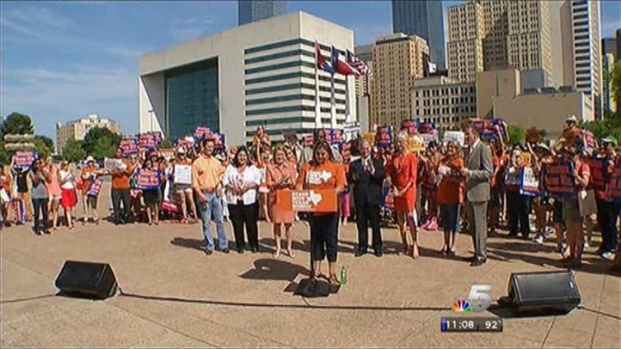 [DFW] Opponents Say Bill Goes Beyond Abortion
