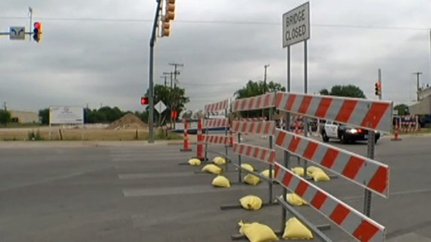 [DFW] 7th Street Closed in Fort Worth