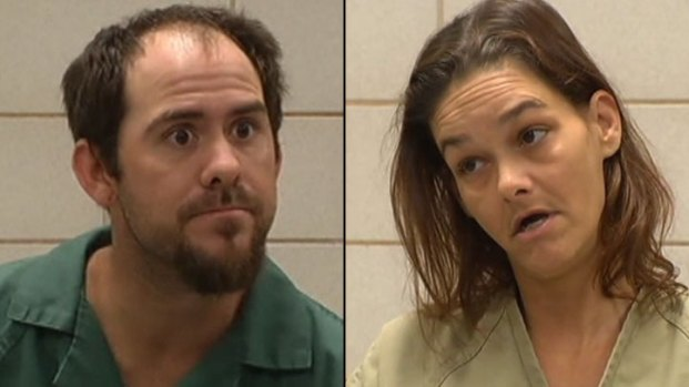 [DFW] Couple Accused of Beating, Burning Dogs