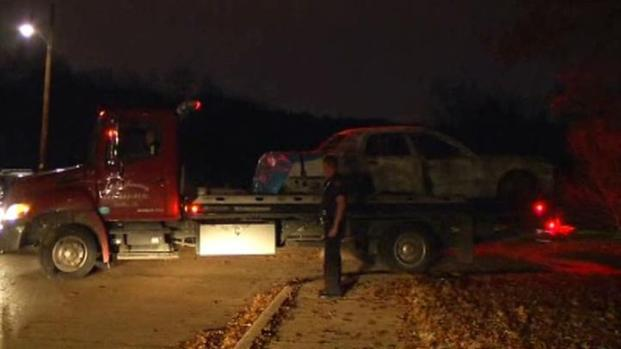 [DFW] Bodies Found in Burned Car