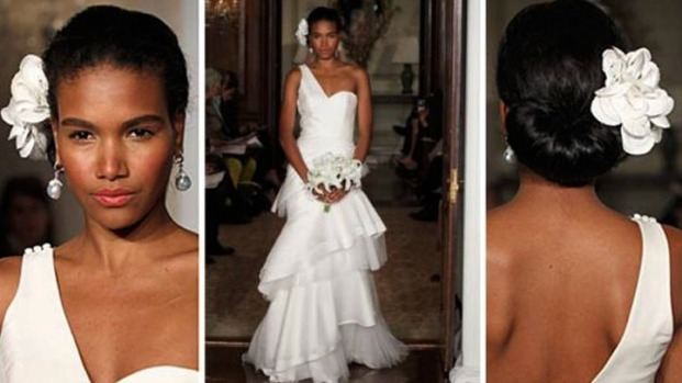 Carolina Herrera Bridal Looks