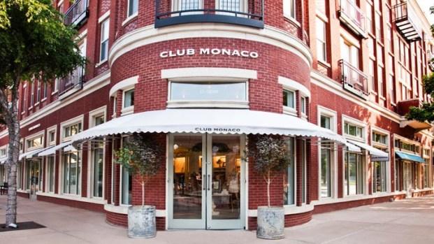 Grand Opening: Club Monaco