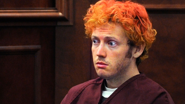 [DGO] James Holmes' Reaction in Court: Raw