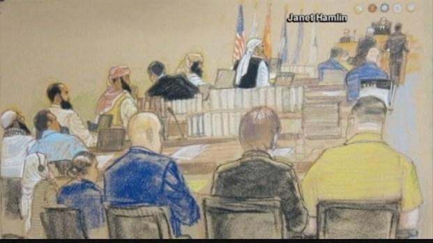 [NY] 9/11 Family Members Watch Guantanamo Hearings