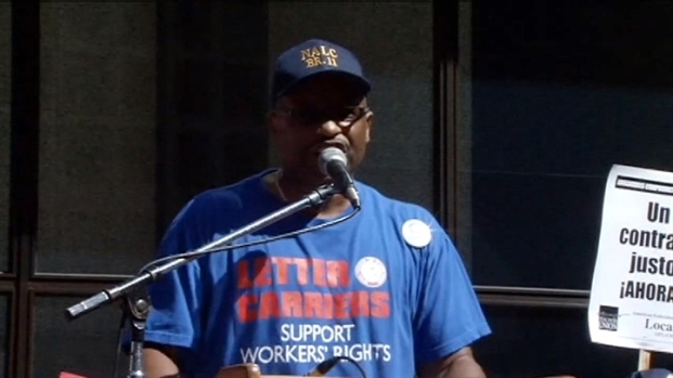 [CHI] CTU Holds Labor Day Rally