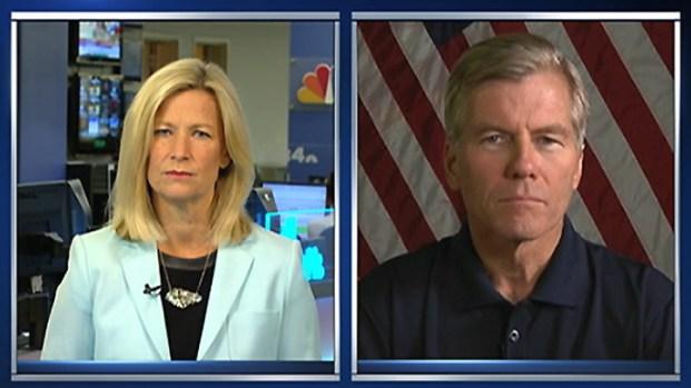 [DC] Julie Carey Interviews Gov. McDonnell on Apology