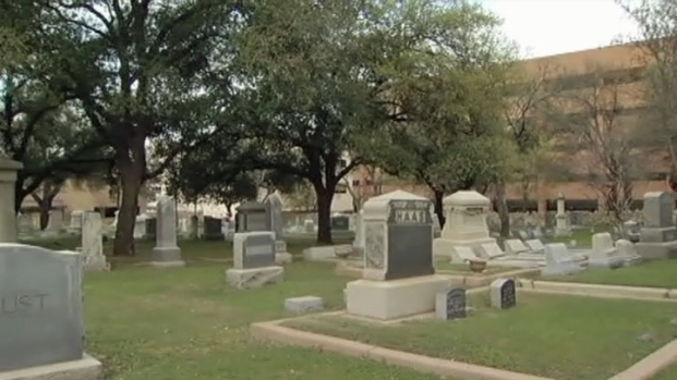 [DFW] Spring Break Cemetery Tour Brings History to Life