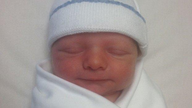 Meredith's New Baby Boy