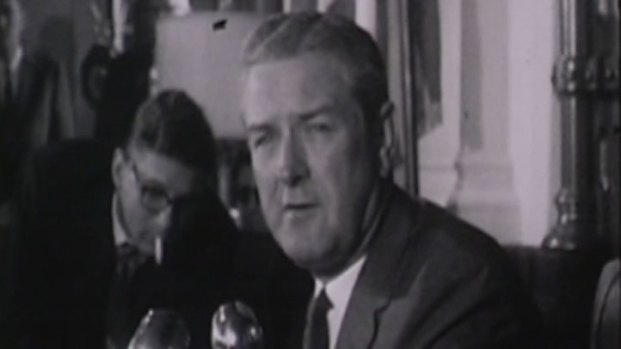 [JFK] Three Years Later, Connally Talks About Assassination