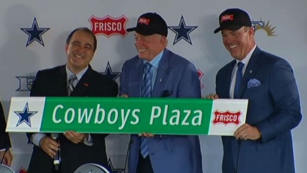 [DFW] Dallas Cowboys on the Move to Frisco