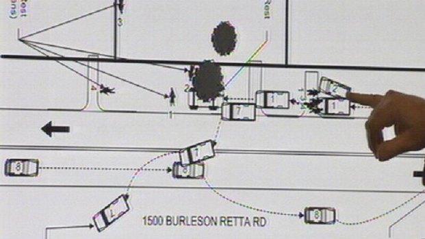 Lovely [DFW] Dee Anderson On Burleson Retta Rd Crash Report