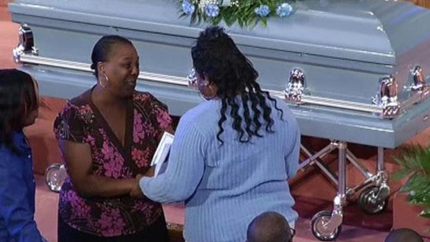 [DFW] Emotional Apology From Mother to Mother at Funeral
