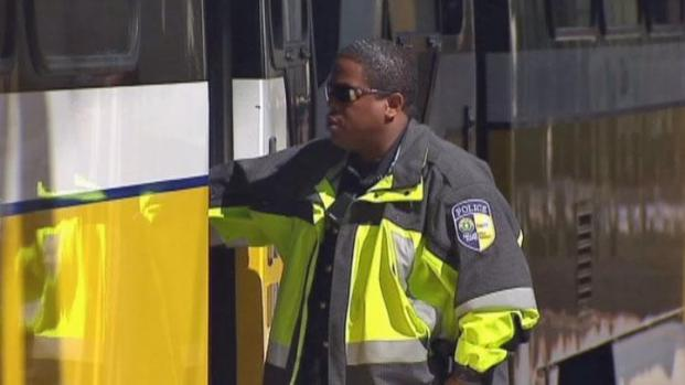 [DFW] DART's Adds Uniformed Presence to Trains
