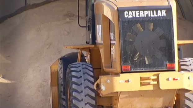 [DFW] Road Crews Prepare for Winter Weather