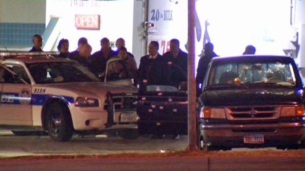 [DFW] Man Dead After Officer-Involved Shooting