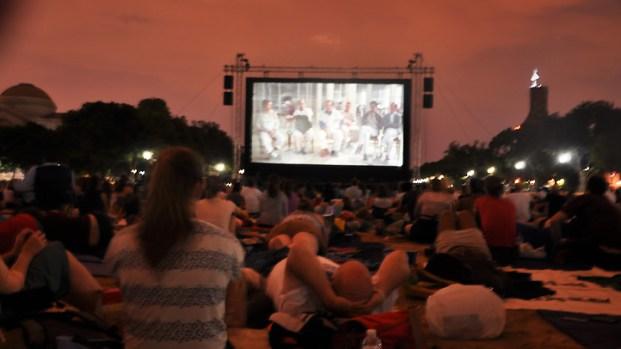 Your Outdoor Summer Movie Rundown 2012