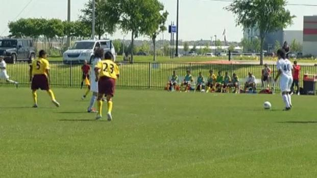 [DFW] Dr Pepper Dallas Cup Showcases Soccer