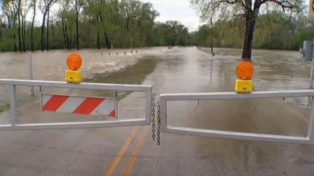 [DFW] Dallas Dodges Flooding Bullet