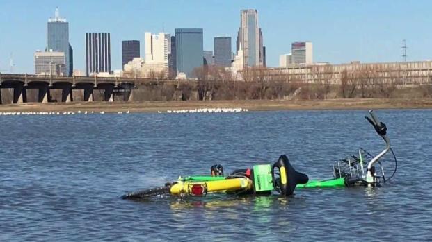 Dallas to Bike Companies: Take 'Corrective Action'