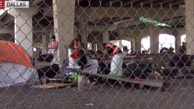 New Dallas Tent City Closing