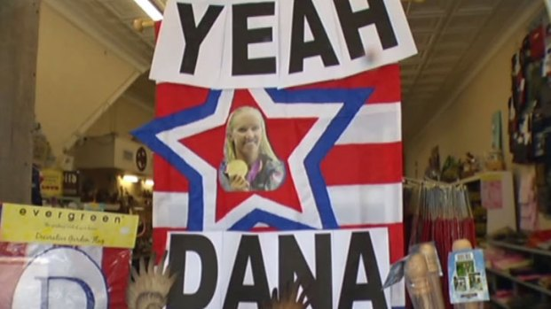 [DFW] Granbury Has Dana Mania