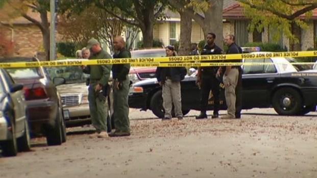 [DFW] Three Dead in DeSoto, Gunman Hospitalized