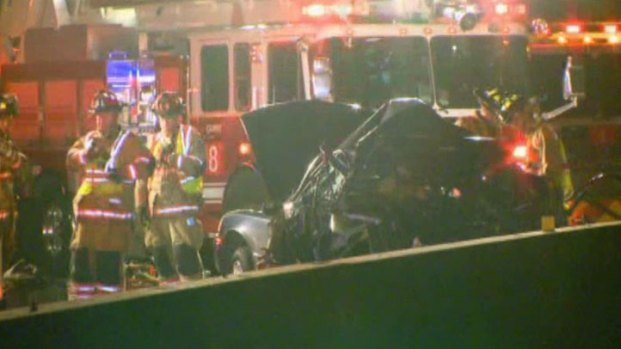 [DFW] Man, Woman, Infant Killed in I-30 Crash