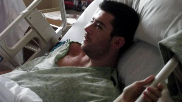 [DFW] WARNING VIOLENT IMAGES: South Padre Beating Victim Out of Hospital