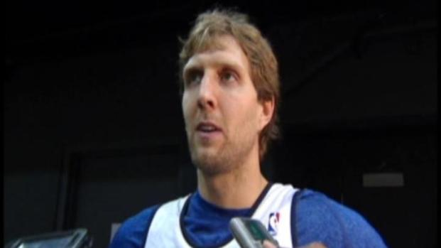 [DFW] Dirk is Excited About Lamar