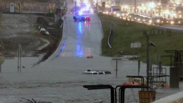 """[DFW] Driver: """"Next Thing I Knew, I Was Swept Out"""""""