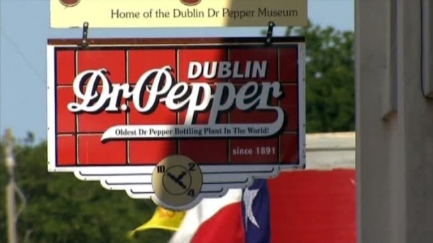 [DFW] Dublin Rallies Around Hometown Dr Pepper