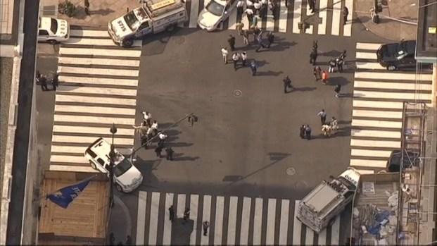 [NY] HEAR: NYPD Audio in Empire State Shootout