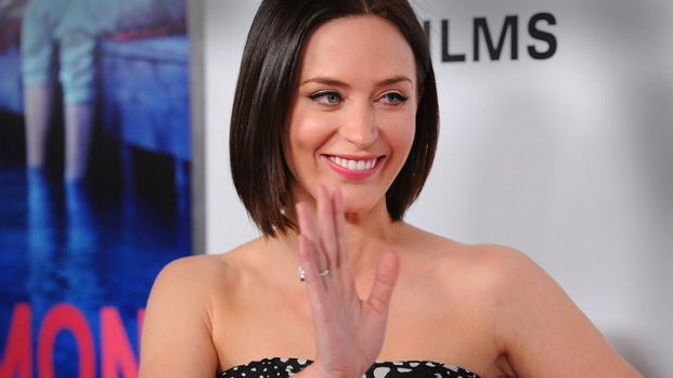 "[NBCAH] Emily Blunt: ""The Five-Year Engagement"" Is ""Very Real"""
