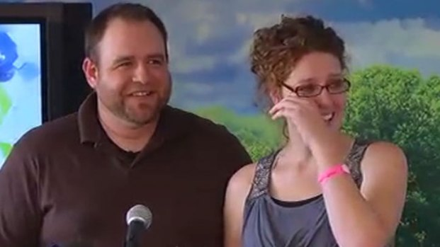 [DFW] Parents of Conjoined Twins Hold Emotional News Conference
