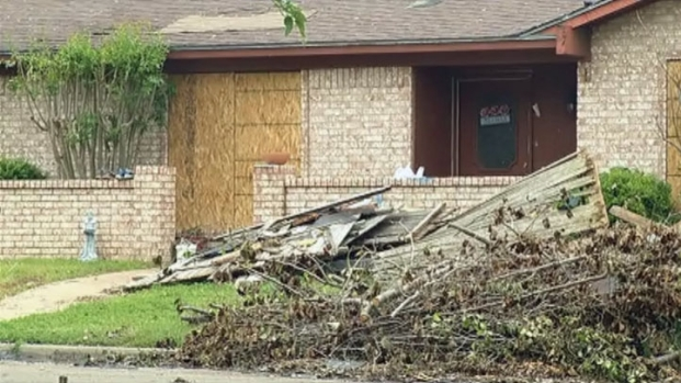 [DFW] FEMA Assesses Arlington Tornado Damage Zone
