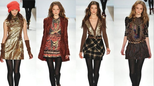 Top Five Fall Trends