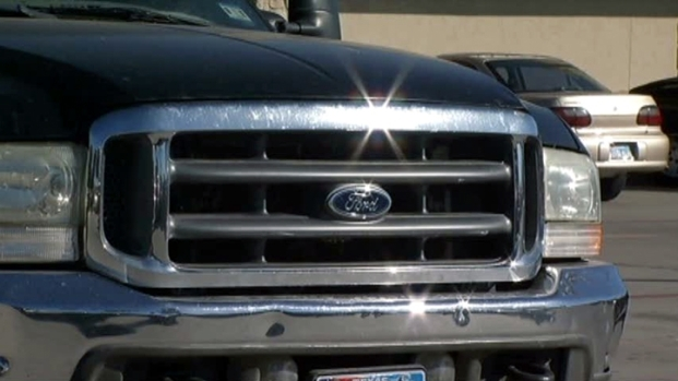 [DFW] Police See Surge in Thefts of High-End Pickup Trucks