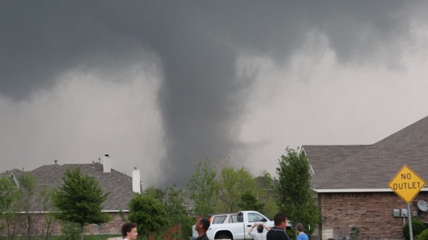Tornadoes Tear Through North Texas