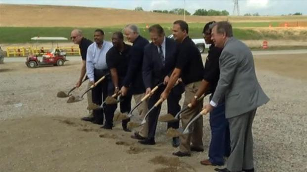 [DFW] GM Breaks Ground on Stamping Facility