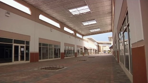 [DFW] Work Continues on Paragon Outlets